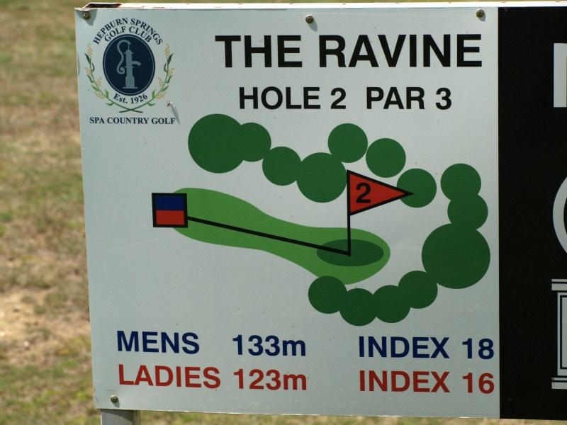 2 hole