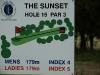15 hole